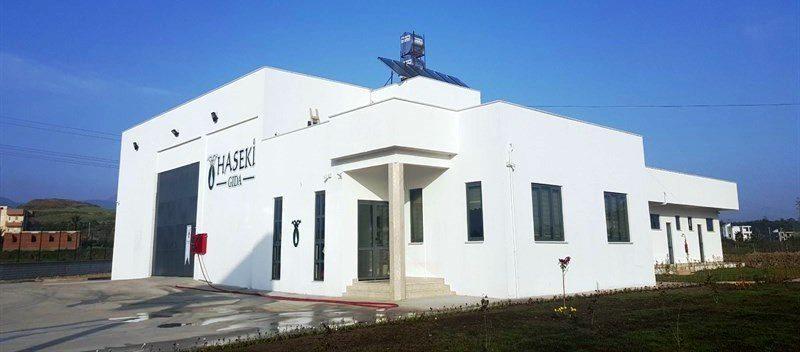 haseki zeytin fabrikası